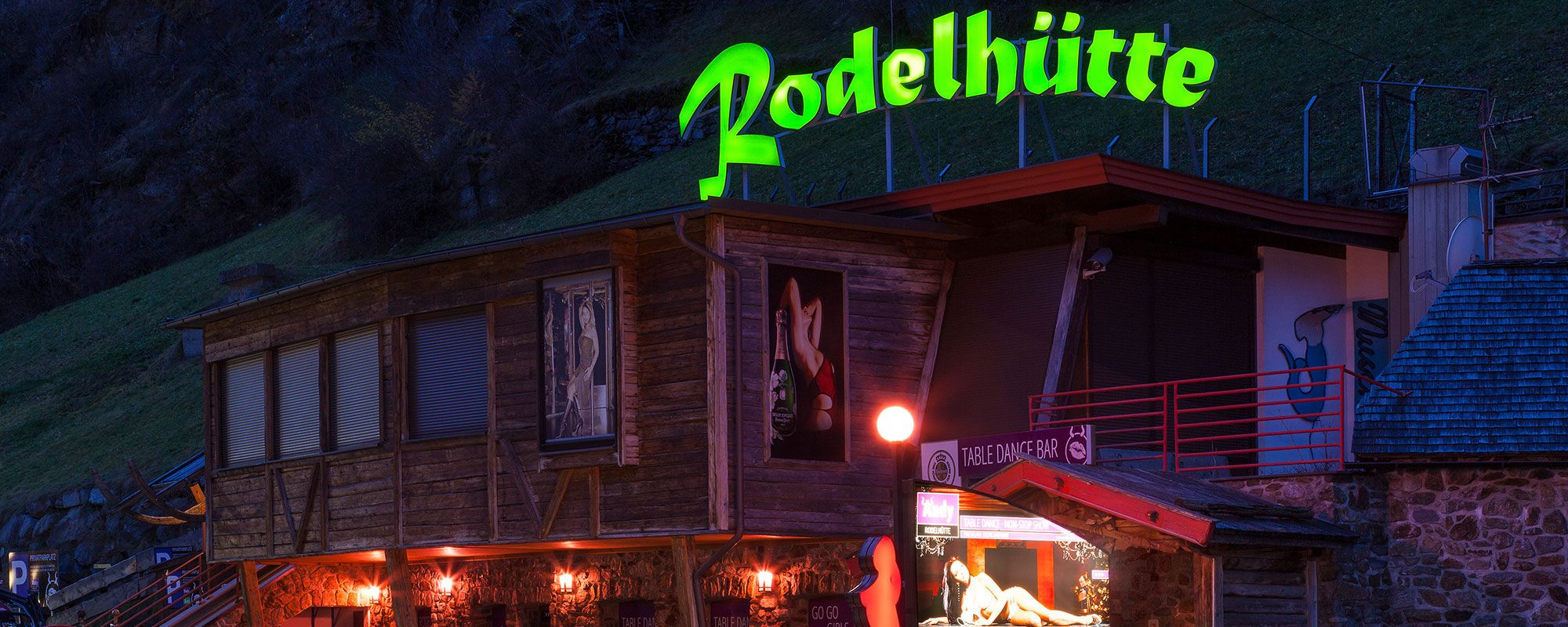 Rodelhütte Sölden
